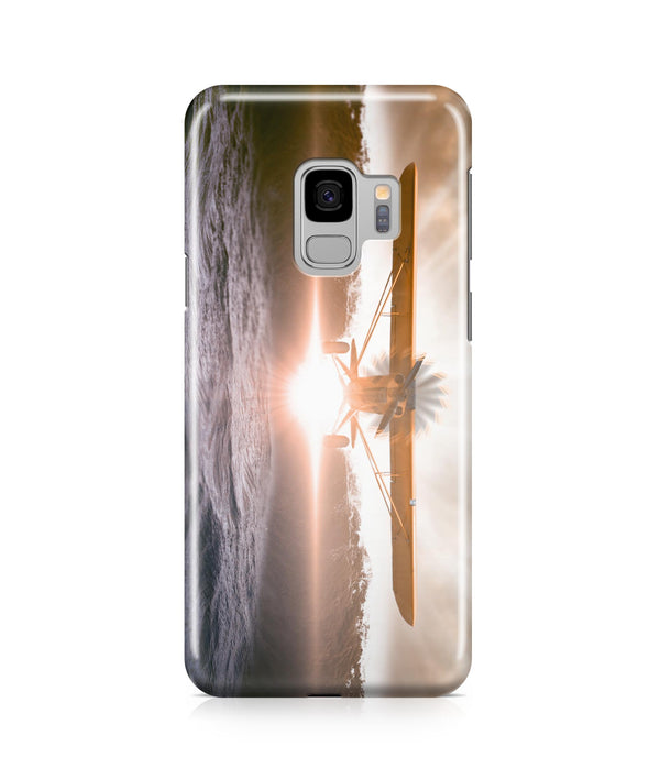 Graphical Propeller Printed Samsung J Cases