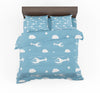 Helicopters & Clouds Designed Bedding Sets
