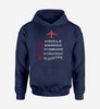 In Aviation Designed Hoodies