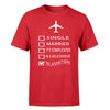 In Aviation Designed T-Shirts