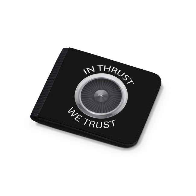 In Thrust We Trust Designed Wallets