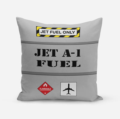 Jet Fuel Only Designed Pillows