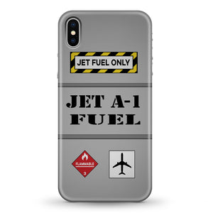 Jet Fuel Only Designed iPhone Cases