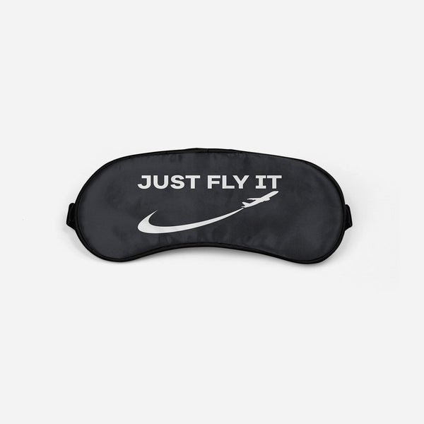 Just Fly It 2 Sleep Masks Aviation Shop Red Sleep Mask