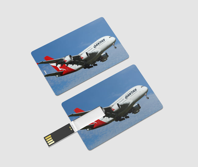 Landing Qantas A380 Printed iPhone Cases