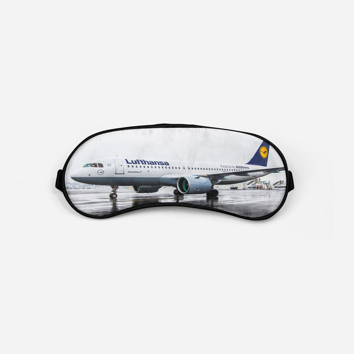 Lufthansa's A320 Neo Sleep Masks Aviation Shop