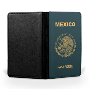Mexico Passport Designed Passport & Travel Cases