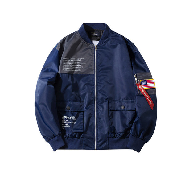NO Design Special Jackets (Customizable FLAG)