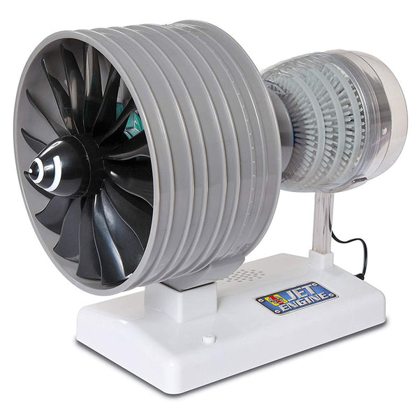 Super Realistic High Quality Jet Engine Desktop Model (Scale: 1:36)