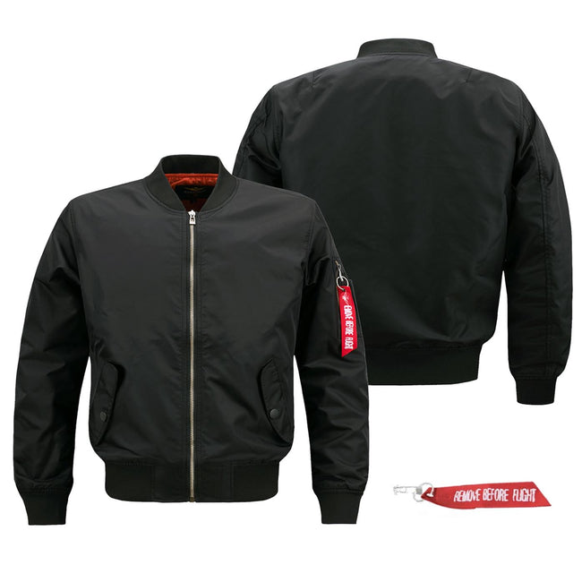 NO Design Super Quality Bomber Jackets