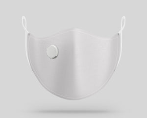 No Design Protective Face Mask