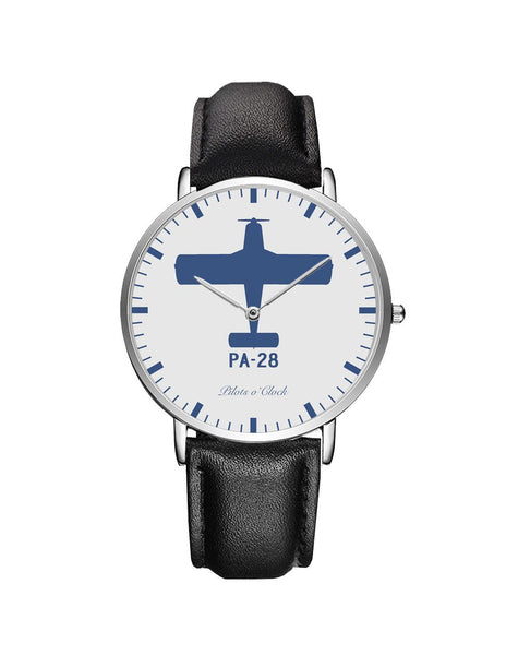 Piper PA-28 Leather Strap Watches