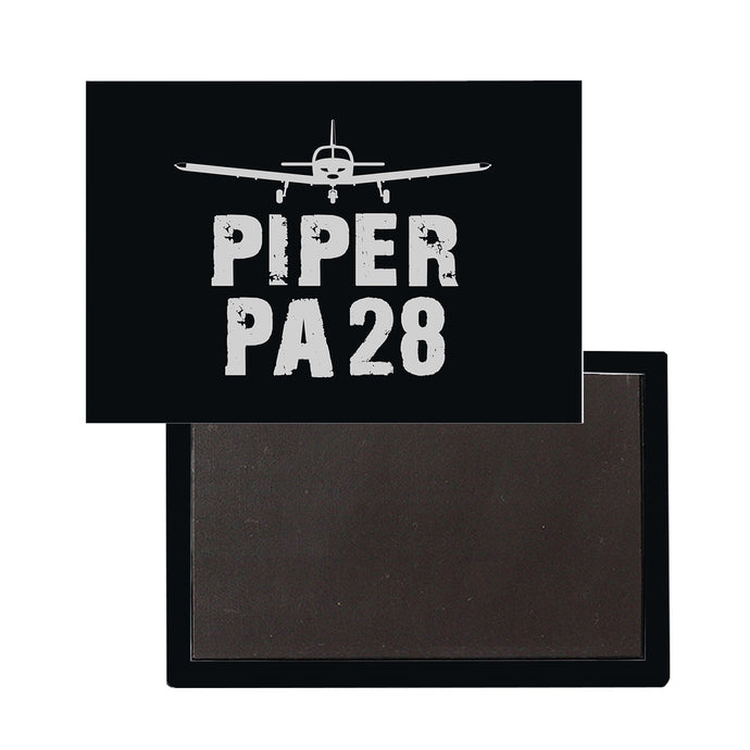 Piper PA28 Plane & Designed Magnet Pilot Eyes Store