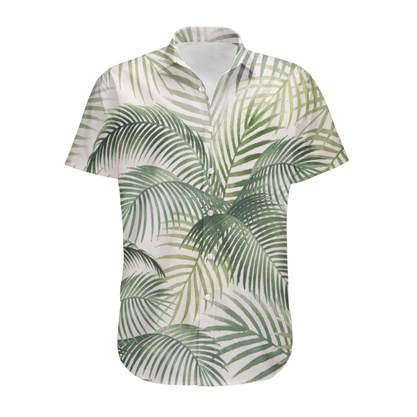 Palm Leaf & Summer Designed 3D Shirts