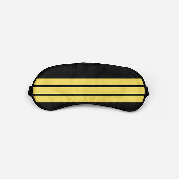 Pilot Epaulette Sleep Masks Aviation Shop 1 Line Sleep Mask