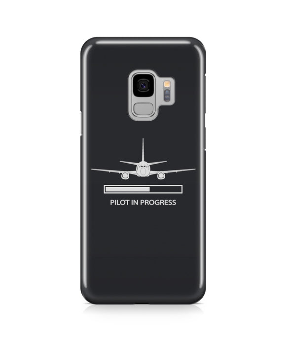 Pilot In Progress Designed Samsung J Cases