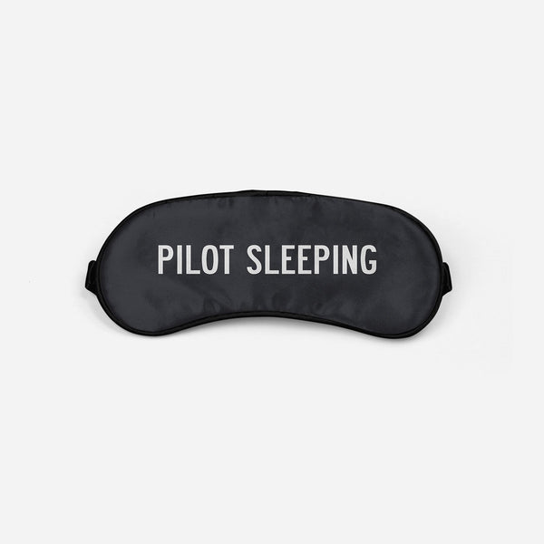 Pilot Sleeping Sleep Masks Aviation Shop Red Sleep Mask