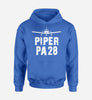 Piper PA28 & Plane Designed Hoodies