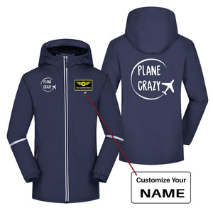 Plane Crazy Designed T-Shirts