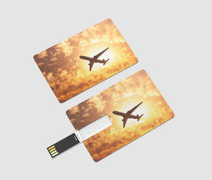Plane Passing By Printed iPhone Cases