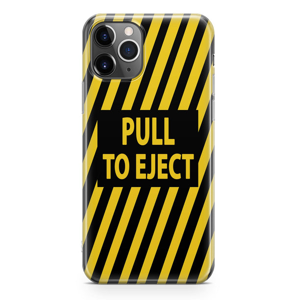 Pull To Eject Designed iPhone Cases