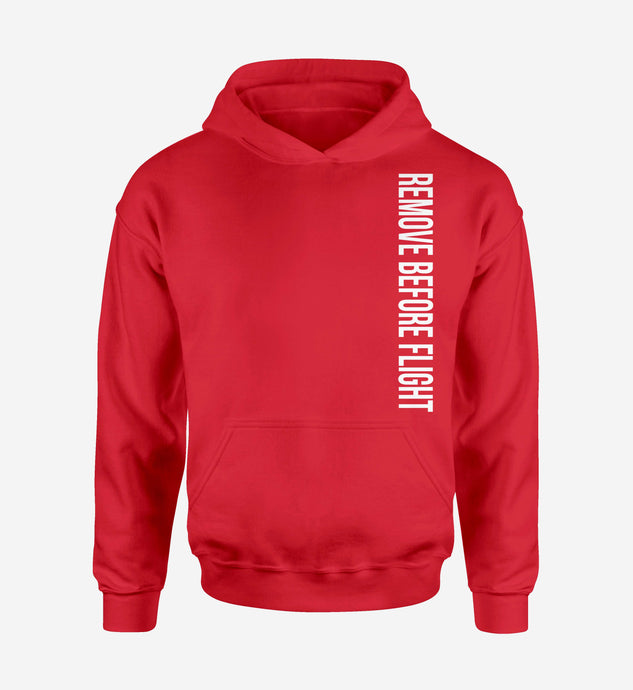 Remove Before Flight 2 Designed Hoodies