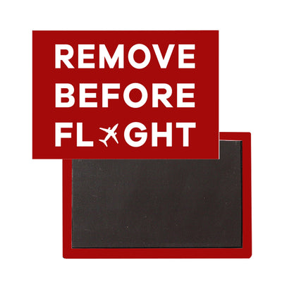 Remove Before Flight Designed Magnet