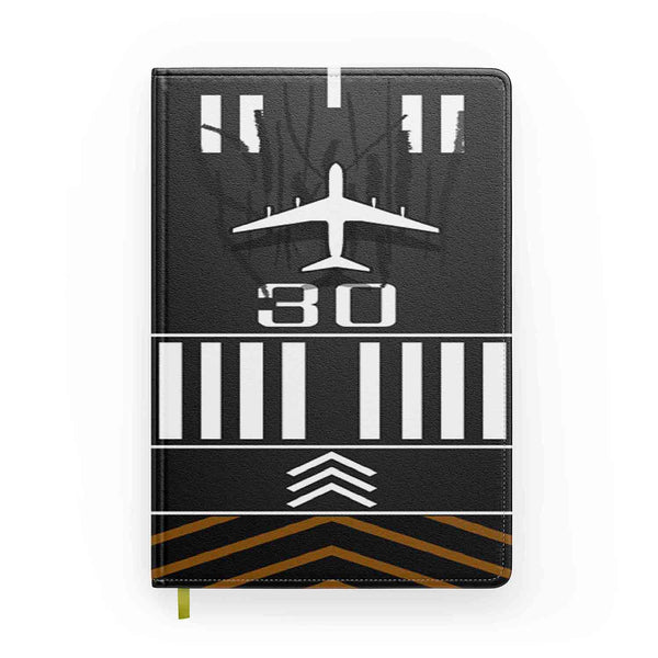 Runway 30 Designed Notebooks