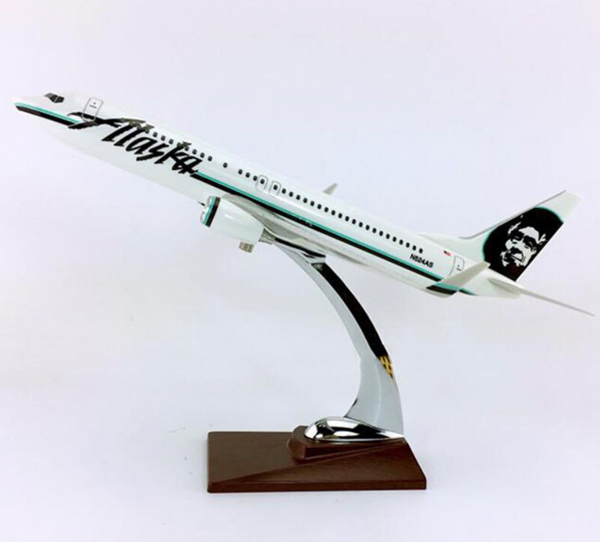Alaska Airlines Boeing B737-800 Airplane Model (Special 37CM)