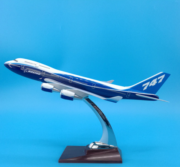 Boeing 747-400 Original Livery Airplane Model (Special 32CM)