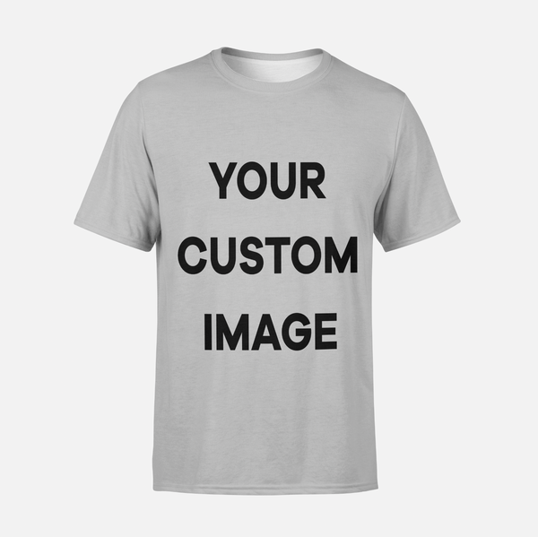 Your Custom Image Printed 3D T-Shirts