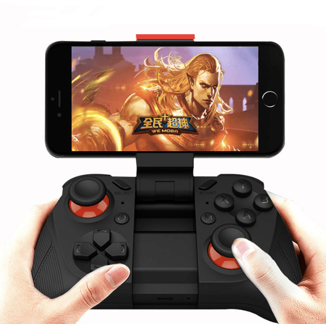 Super Phone Joystick (Compatible with iPhones and Android Phones) Aviation Shop