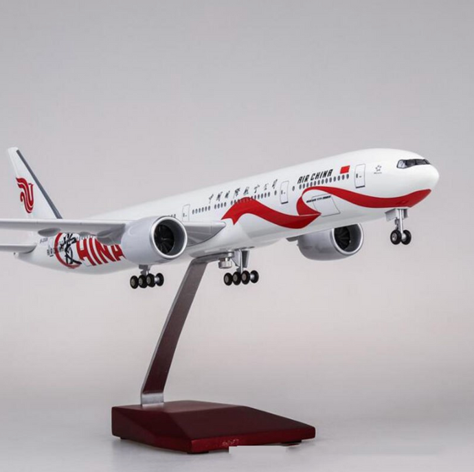 Air China Boeing 777 (Special Edition 47CM) Airplane Model