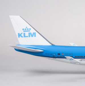 KLM Boeing 747 (Special Edition 45CM) Airplane Model