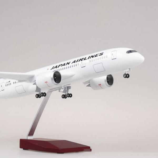 Japan Airlines Boeing 787 (Special Edition 47CM) Airplane Model