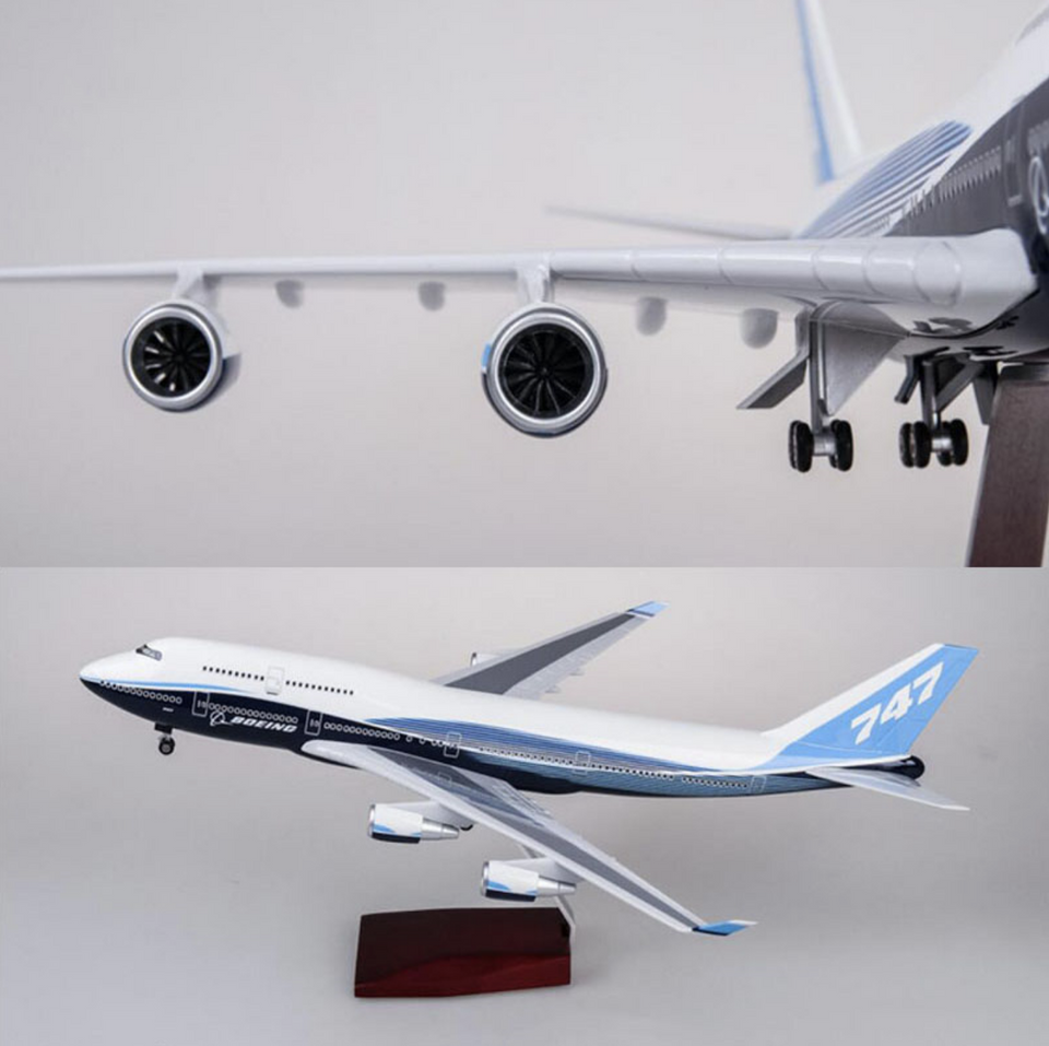 Boeing 747 (Original Livery) (Special Edition 47CM) Airplane Model