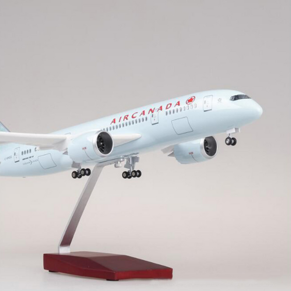 Air Canada Boeing 787 (Special Edition 47CM) Airplane Model