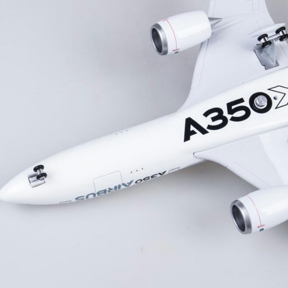 Airbus A350 WXB Launch Livery (Special Edition 47CM) Airplane Model