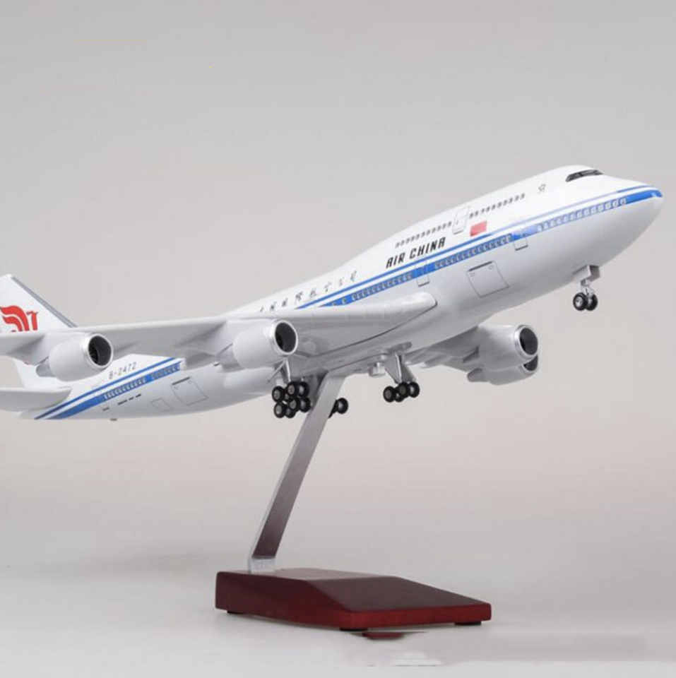 Air China Boeing 747 (Special Edition 47CM) Airplane Model