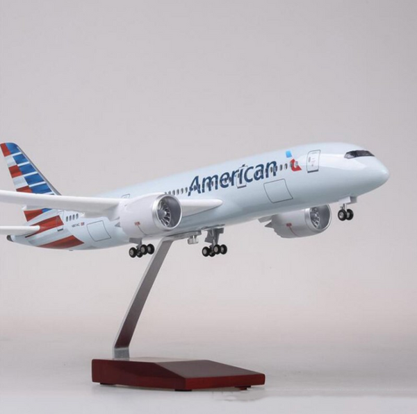American Airlines Boeing 787 (Special Edition 47CM) Airplane Model