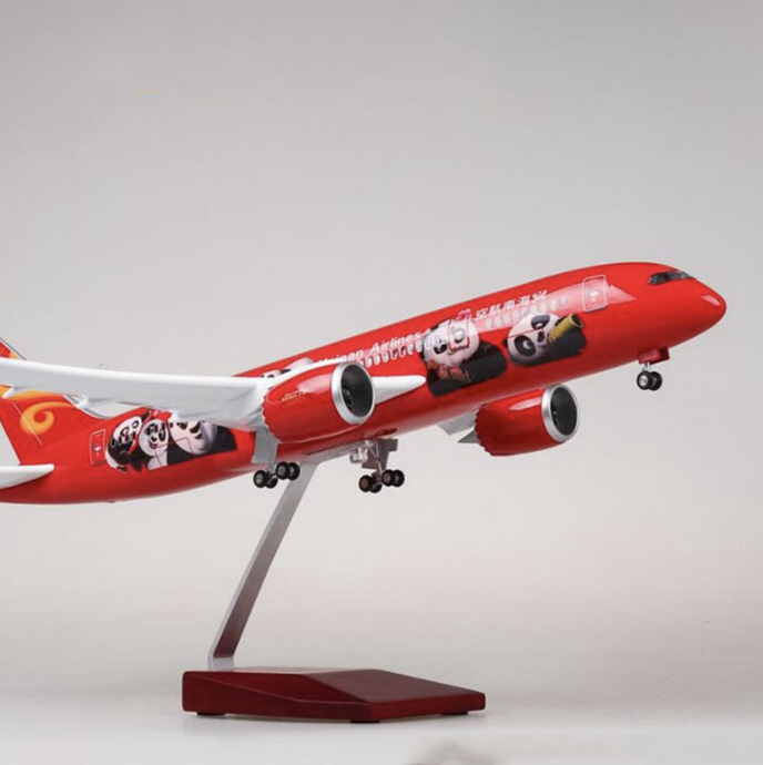 Hainan Airlines Boeing 787 (Special Edition 47CM) Airplane Model