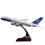 China Southern Airbus A380 Airplane Model (Handmade 45CM)