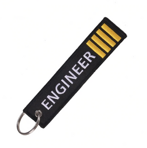 Engineer Designed Key Chains