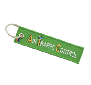 Super Cool Air Traffic Control Designed Key Chains