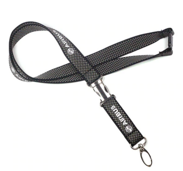 Best-Selling Genuine Airbus Lanyard & ID Holders
