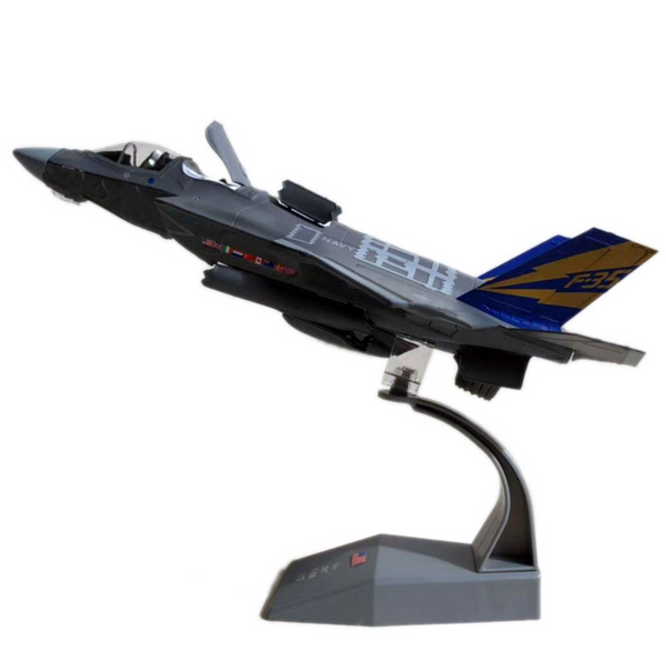 1/72 Scale USMC F-35B Lightning II Joint Strike Fighter Airplane Model