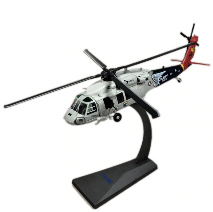 1/72 Scale Seahawk Sikorsky SH-60 Helicopter Model