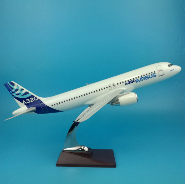 Airbus A320 Original Livery Airplane Model (Special 37CM)