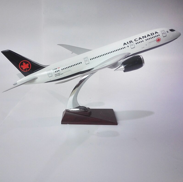 Air Canada Boeing 787 Airplane Model (Special Model 43CM)