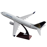 United Boeing 737-800 Airplane Model (Special Model 40CM)
